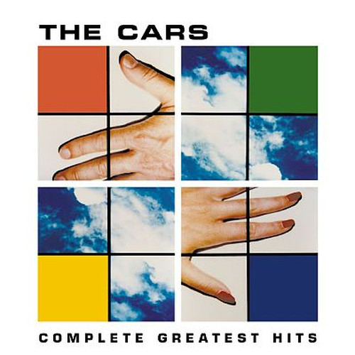 Complete Greatest Hits Album Cover