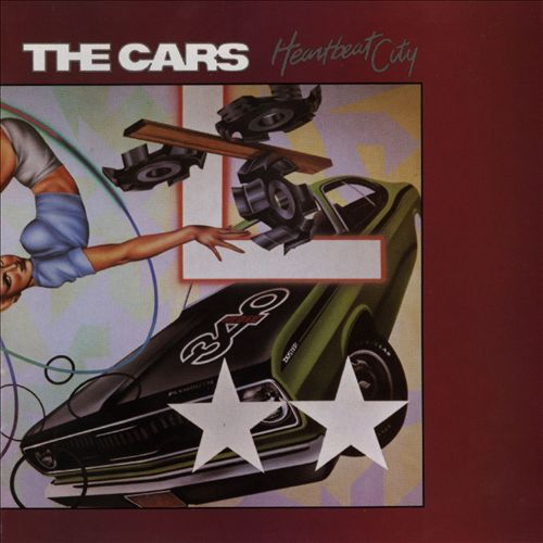 Heartbeat City Album Cover