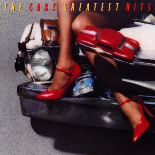 The Cars Greatest Hits Album Cover